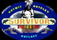 Survivor Roraima Personalities Logo