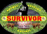 Survivor Guyana Logo