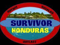 Survivor Honduras Logo