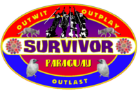 Survivor Paraguay Logo
