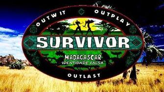 Abertura Survivor Madagascar - Identidade Falsa