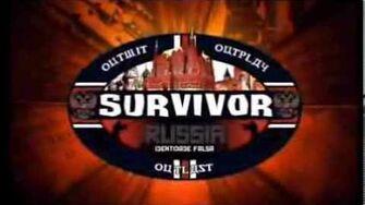 Abertura Survivor Identidade Falsa Russia
