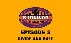 Thailand Ep 5