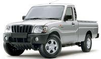 Mahindra-pickup-truck