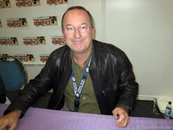 Adrian-hodges-primeval-signing-mcm-expo