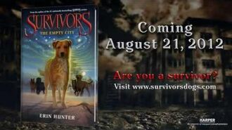 SURVIVORS 1 The Empty City by Erin Hunter - Trailer