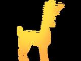 Золотой олень (Золотая Оленуха)