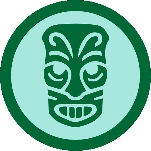 Badge idolo encontrado