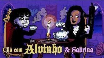 Chá com Alvinho 9 - Sabrina Guida