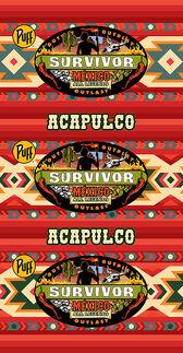 Acapulco puff