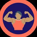 Badge potencia