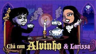 Chá com Avinho 3 - Larissa Mendes