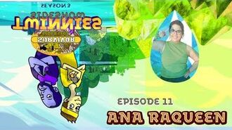 Twinnies Sideshow 12 Entrevista Raquel Ana