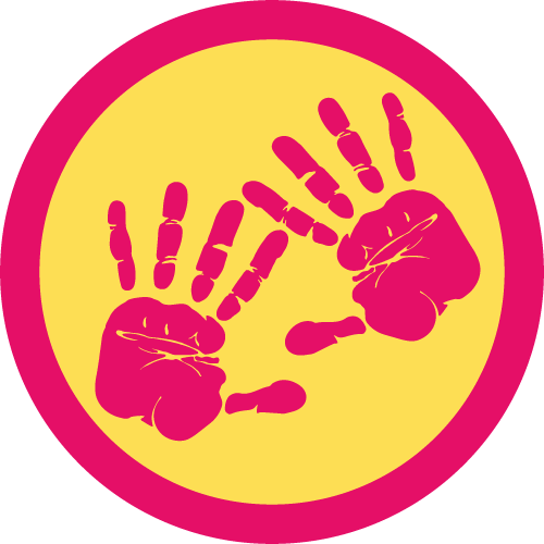 Badge pintoumerge