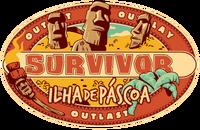 Survivor-vd-26-logo-ilha-de-pascoa
