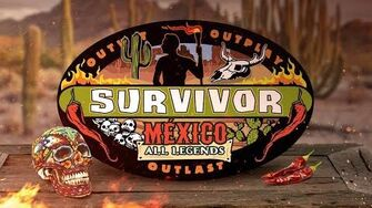 Survivor VD20 Abertura - México - All Legends