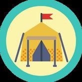 Badge exilio