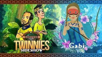 Twinnies Sideshow 21 - Entrevista Gabi Assmann
