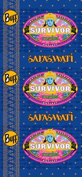 Saraswati buff