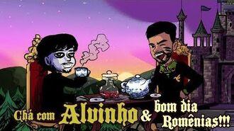 Chá com Alvinho 20 - Finalistas - Otávio Couto