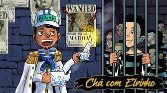 Chá com Elvinho 09 - Matheus Melo