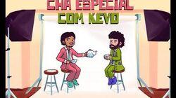 VD 10 anos Chá Especial com Alvinho & Moderação - Kevin