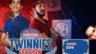 Twinnies Sideshow 10 Entrevista Vini, Vino, Ovni