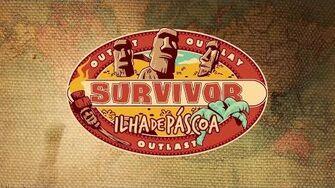 Survivor VD 26 Abertura - Ilha de Páscoa