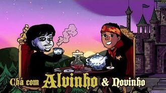Chá com Alvinho 20 - Finalistas - Guilherme Romão