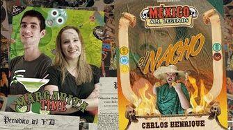 """Margarita Time 17 - Carlos """"Caik"""" Fonseca"""