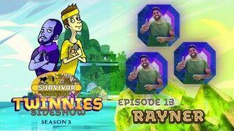 Twinnies Sideshow 13 Entrevista Rayner Medeiros