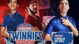 Twinnies Sideshow 15 Entrevista Adriano Fontoura