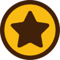 Badge allstar