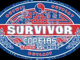 Survivor VD: Coreias - Blood VS Water