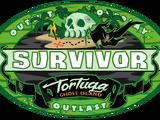Survivor VD: Tortuga - Ghost Island