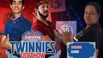 Twinnies Sideshow 3 Entrevista Gabi Silva