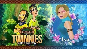 Twinnies Sideshow 19 - Entrevista Isabela Costa