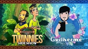 Twinnies Sideshow 6 Entrevista Guilherme Telles