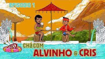 Chá com Alvinho 01 - Cristiano da Rosa
