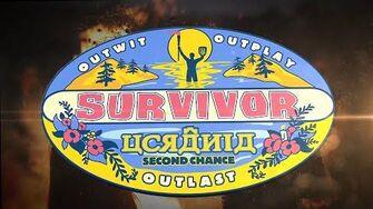 Survivor VD 25 Abertura - Ucrânia - Second Chance