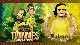 Twinnies Sideshow 12 - Entrevista Raboni Medeiros