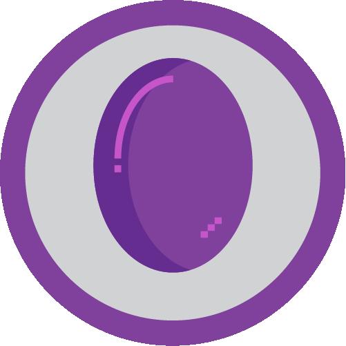 Badge pedraroxa