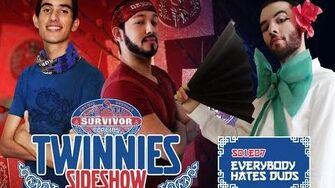 Twinnies Sideshow 7 Entrevista Eduardo César Silveira (Duds)