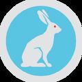 Badge lebre