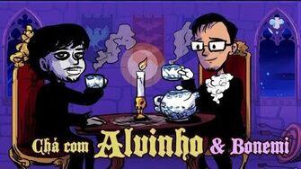Chá com Alvinho 2 - Felipe Bonomi