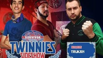 Twinnies Sideshow 5 Entrevista Luis Trukan