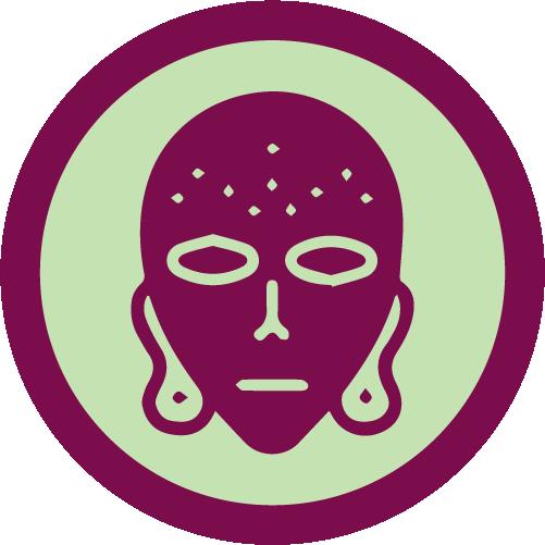 Badge idolo aliado