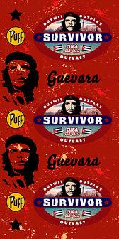 Guevara buff