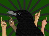 Somos um só, somos os corvos