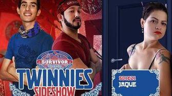 Twinnies Sideshow 20 Entrevista Jaque